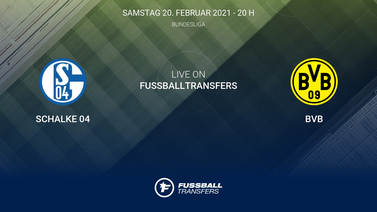 Schalke Dortmund 2021