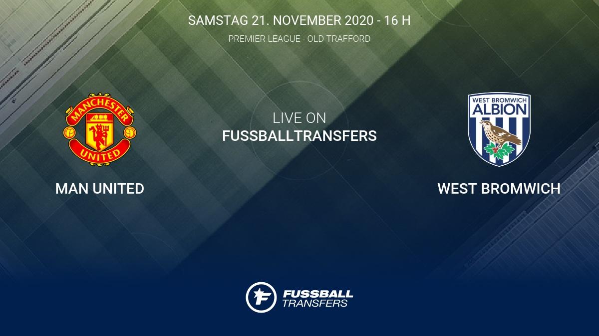 Ergebnis Man United - West Bromwich (1-0) 9. Spieltag ...