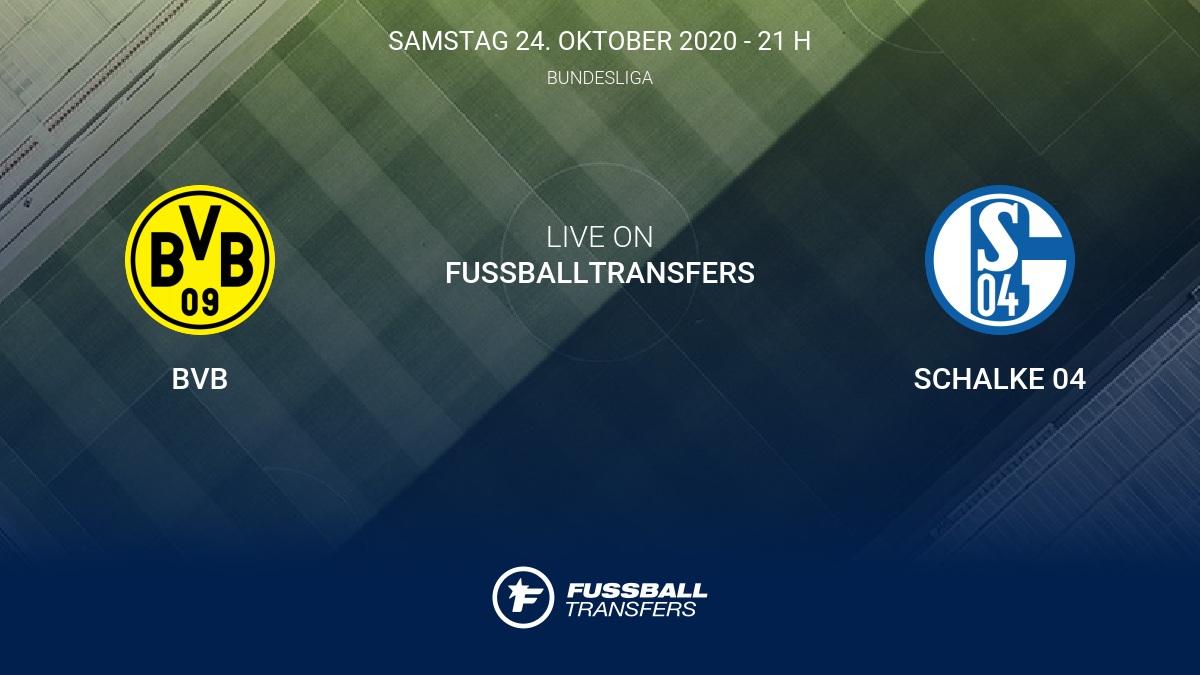 Bvb Gegen Schalke 2021
