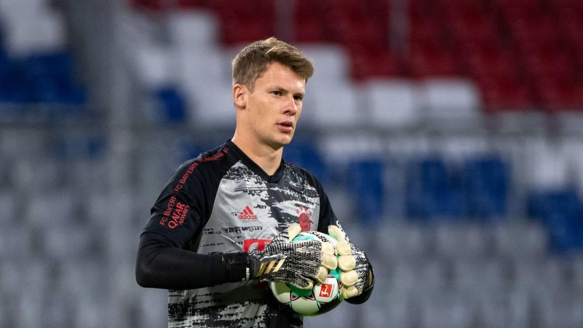 FC Bayern: Kahn schlägt Nübel die Tür zu - FussballTransfers.com