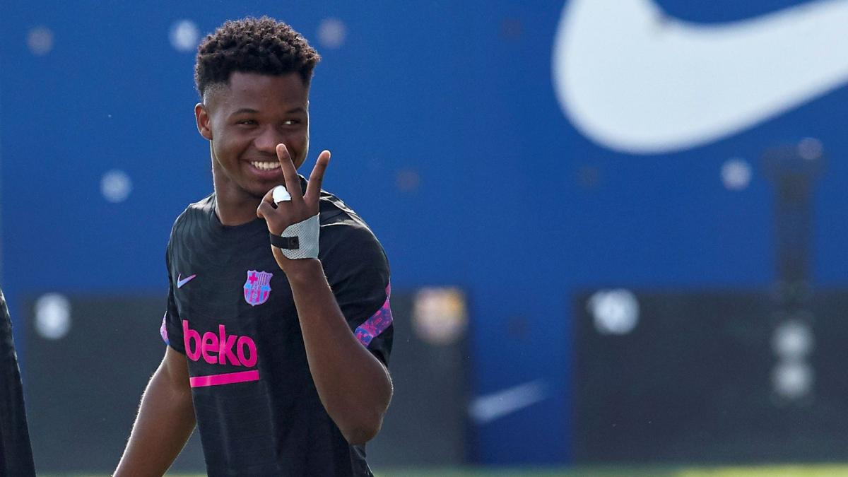 """""""Verspätung"""" – Fati-Verlängerung bei Barça hakt"""