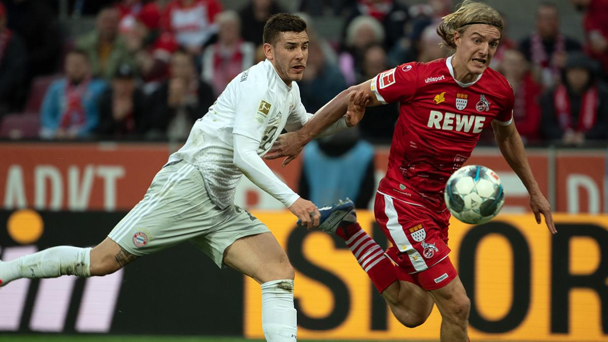 Sebastiaan Bornauw entwickelt sich beim 1. FC Köln prächtig