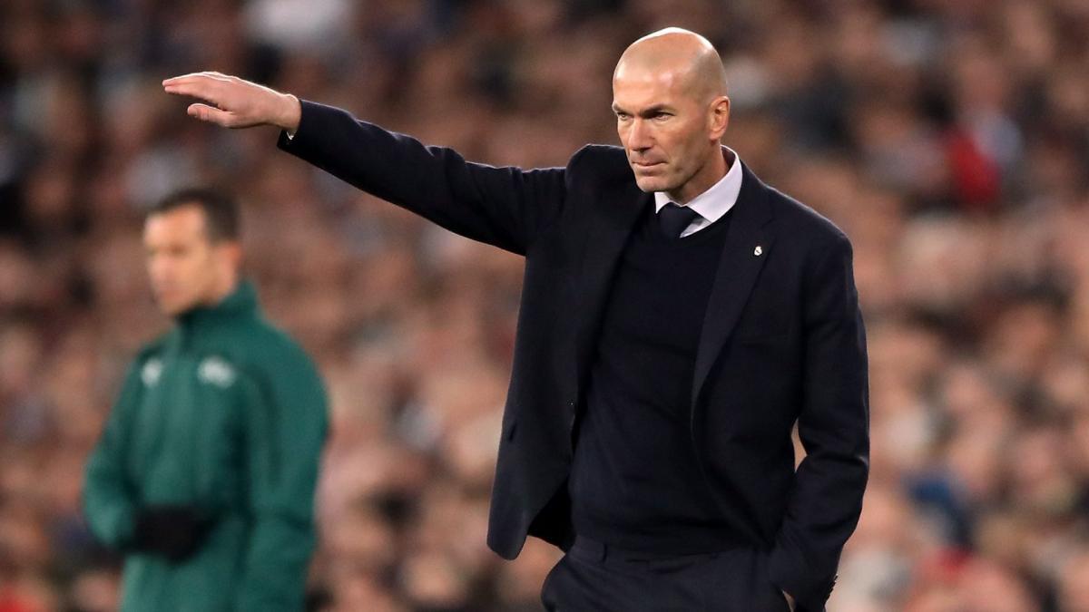 Real: Zidane schwärmt von Haaland und Mbappé - FussballTransfers.com