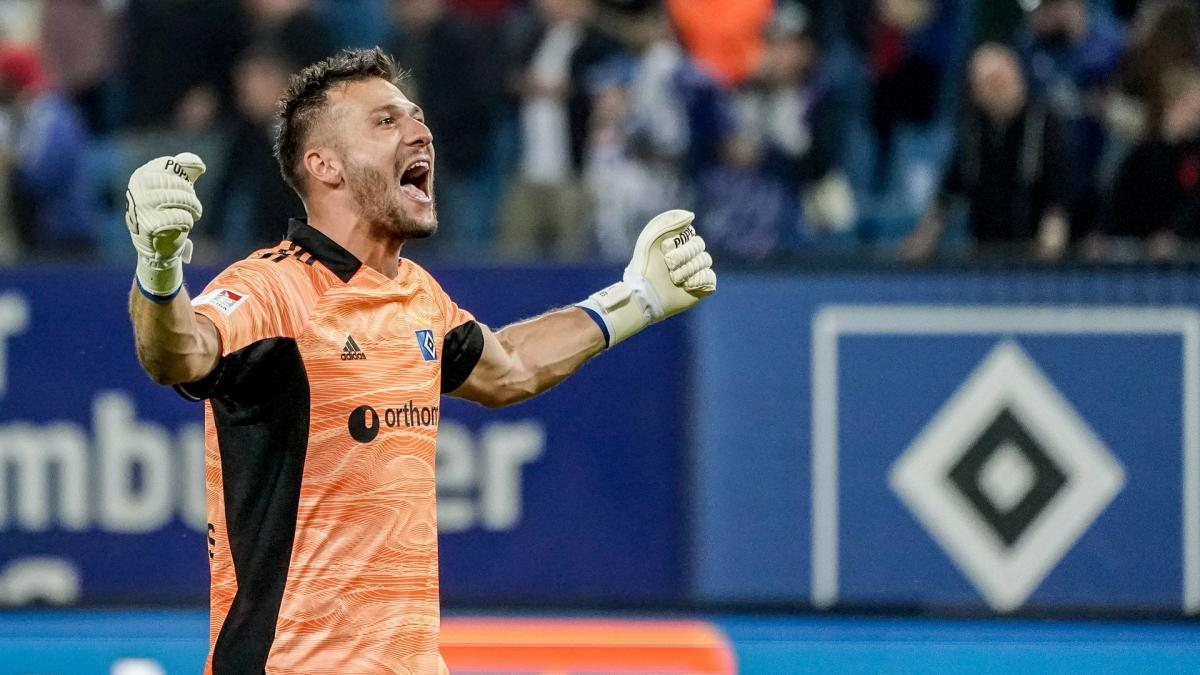 HSV: Boldt über Vertragsgespräche mit Heuer Fernandes & Alidou