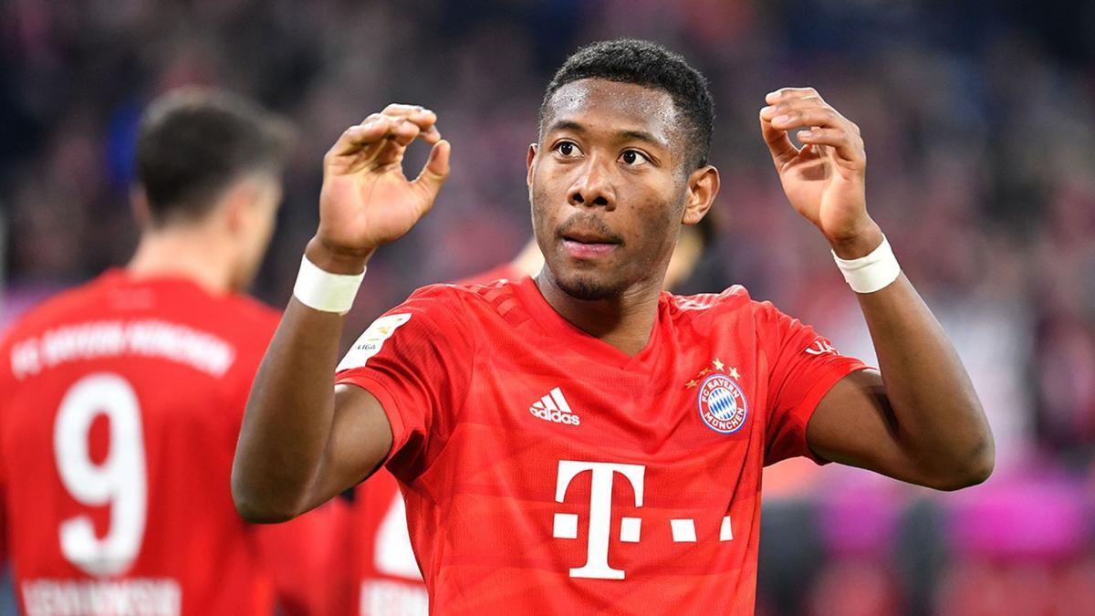 Bayern-Verlängerung: Alaba öffnet die Tür