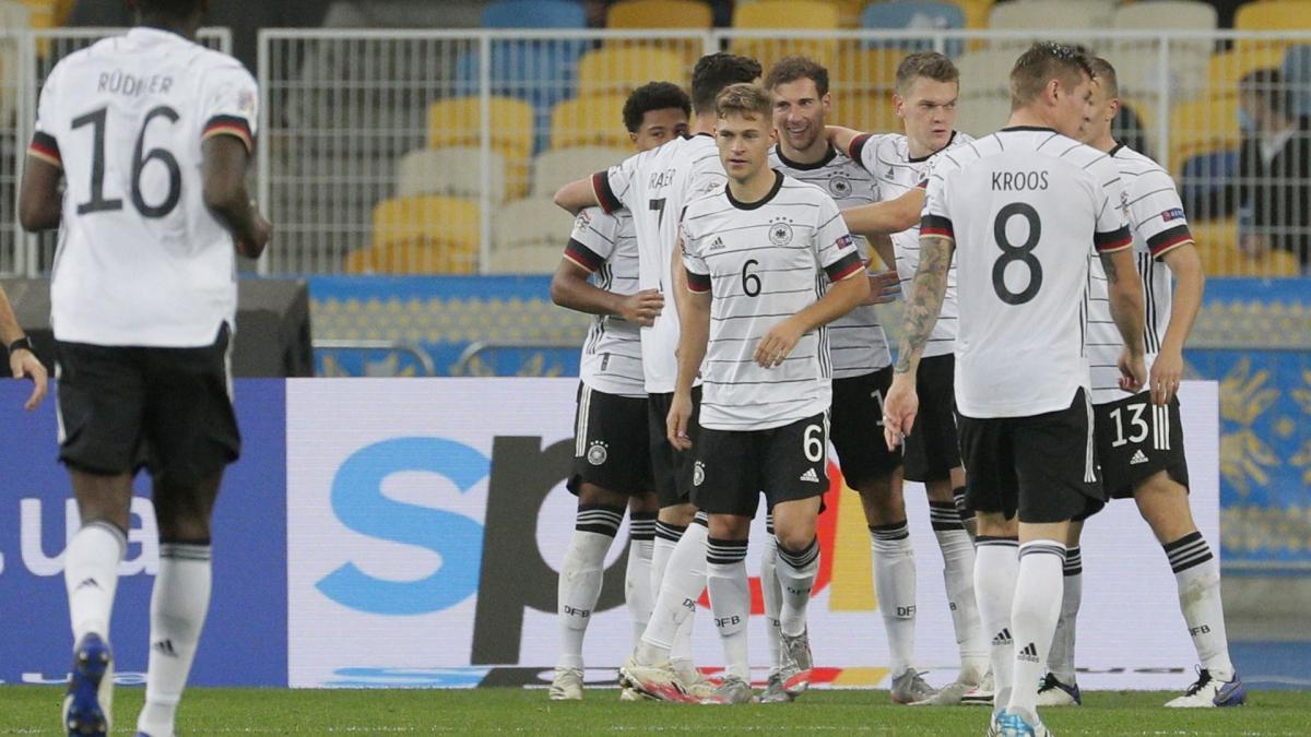 Ukraine Gegen Deutschland 2021