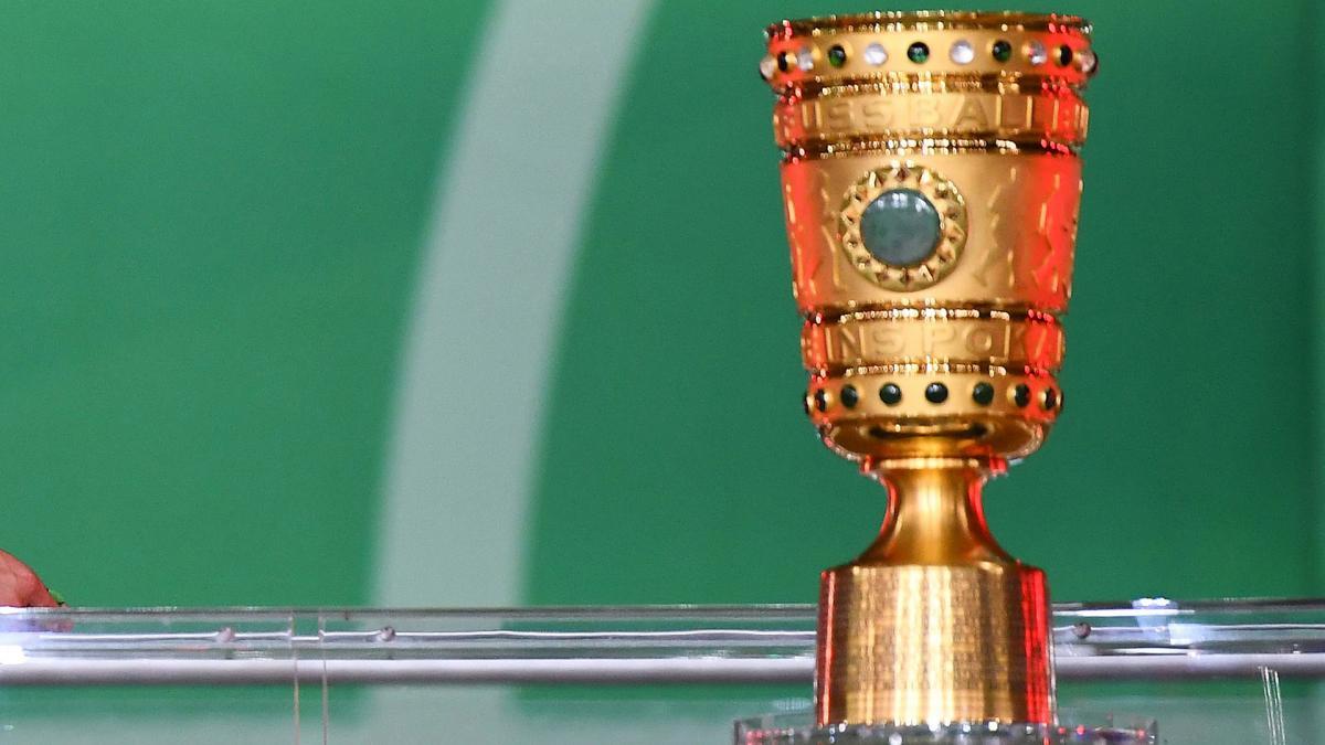 DFB-Pokalfinale: Die Aufstellungen | Haaland kann starten