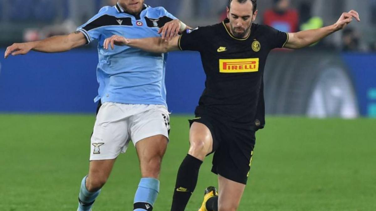 Diego Godín könnte Inter Mailand nach einem Jahr wieder verlassen