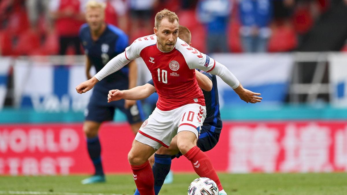 Sorgen um Eriksen: Dänemark-Spiel abgebrochen