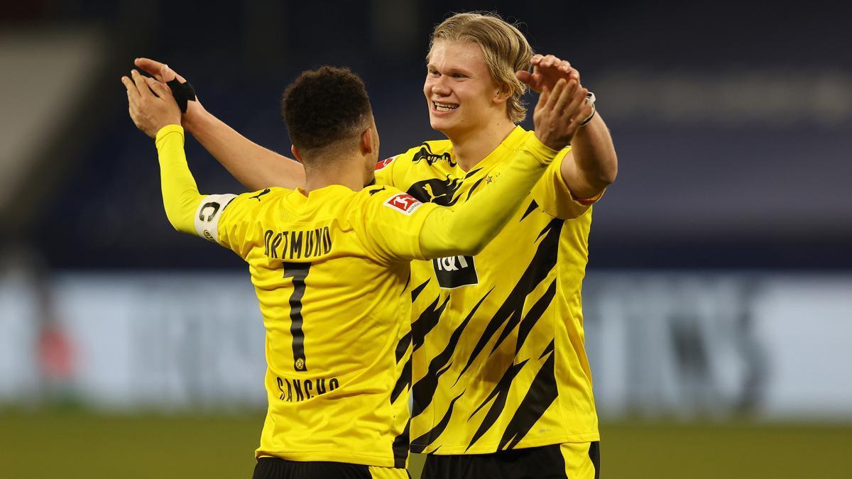 Riesen-Budget: Zwei BVB-Stars auf Chelseas Zettel - FussballTransfers.com