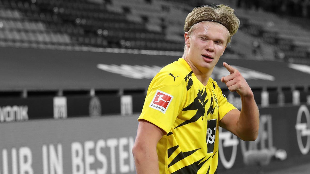 Zum Schnäppchenpreis: Real wollte Haaland nicht - FussballTransfers.com