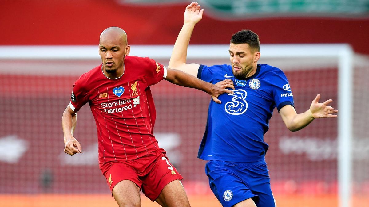 Liverpool bindet Fabinho