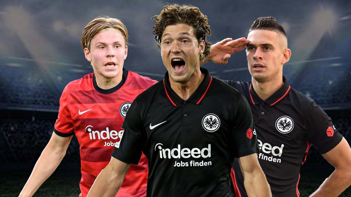 Transferzeugnis: Frankfurt landet nur einen Volltreffer