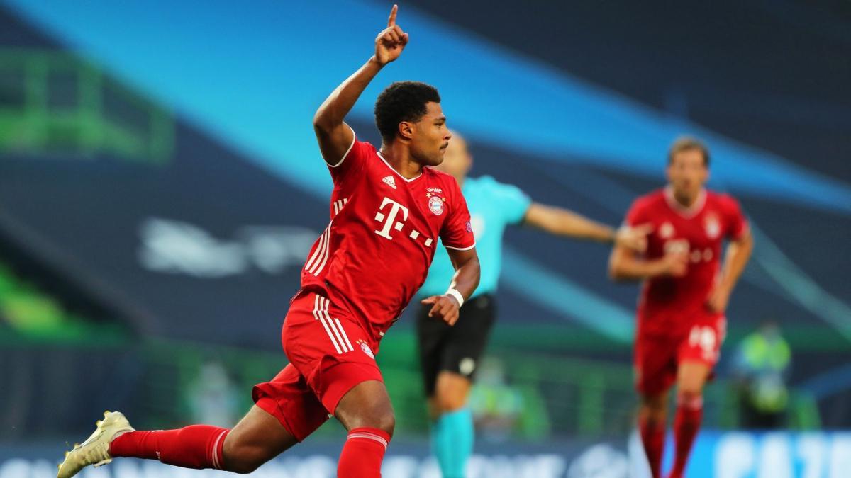 FCB: Gnabry fällt aus - FussballTransfers.com