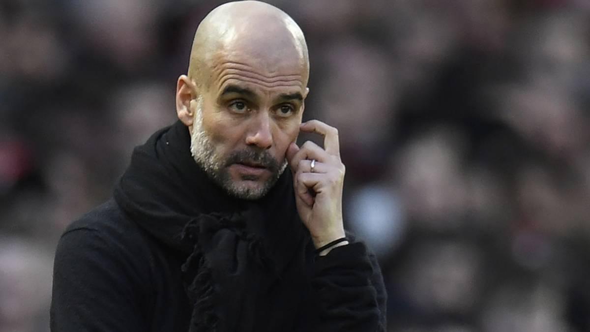 Pep Guardiola und Manchester City wurden zuletzt zweimal in Folge Meister