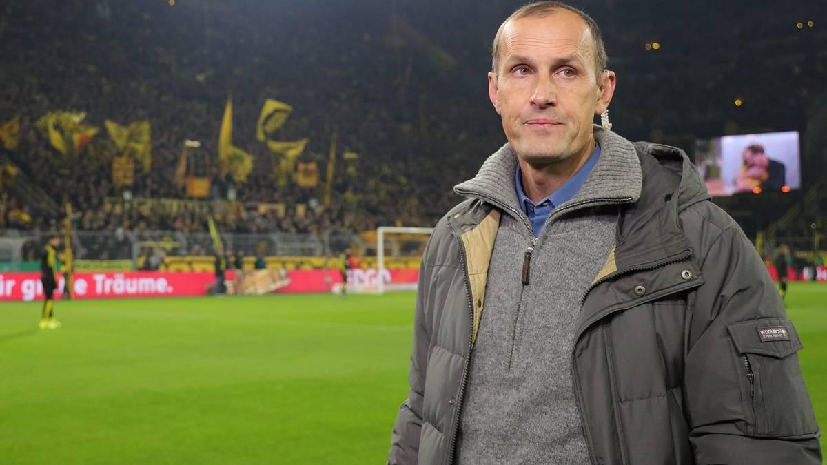 Trainer in der Warteschleife: Heiko Herrlich