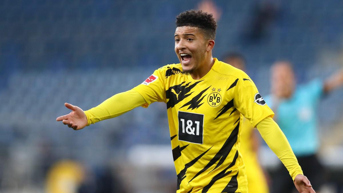 Sancho: United-Interesse abgekühlt - FussballTransfers.com