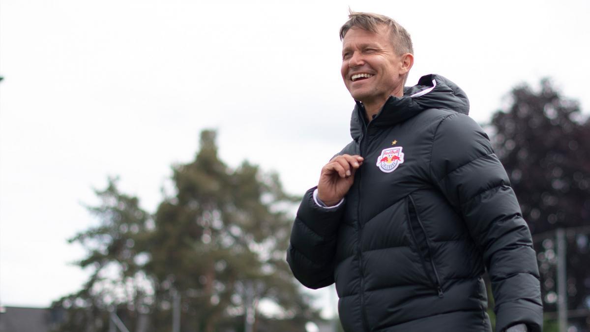 Bundesliga-Job: Marsch bringt sich in Stellung - FussballTransfers.com