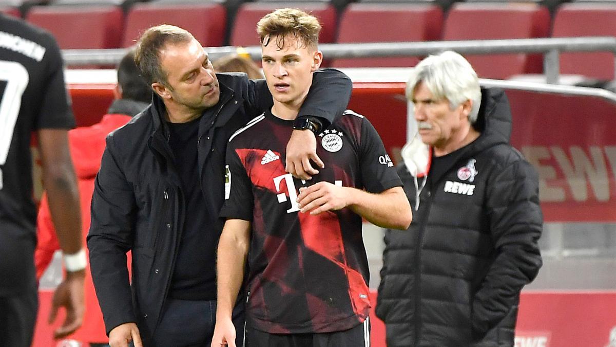 FC Bayern: Flicks Gedankenspiel mit Kimmich - FussballTransfers.com