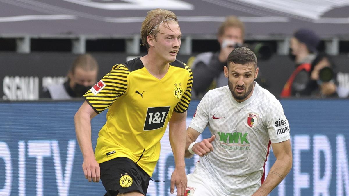 Stark gegen Augsburg: Brandt-Leistung mehr als ein Strohfeuer?