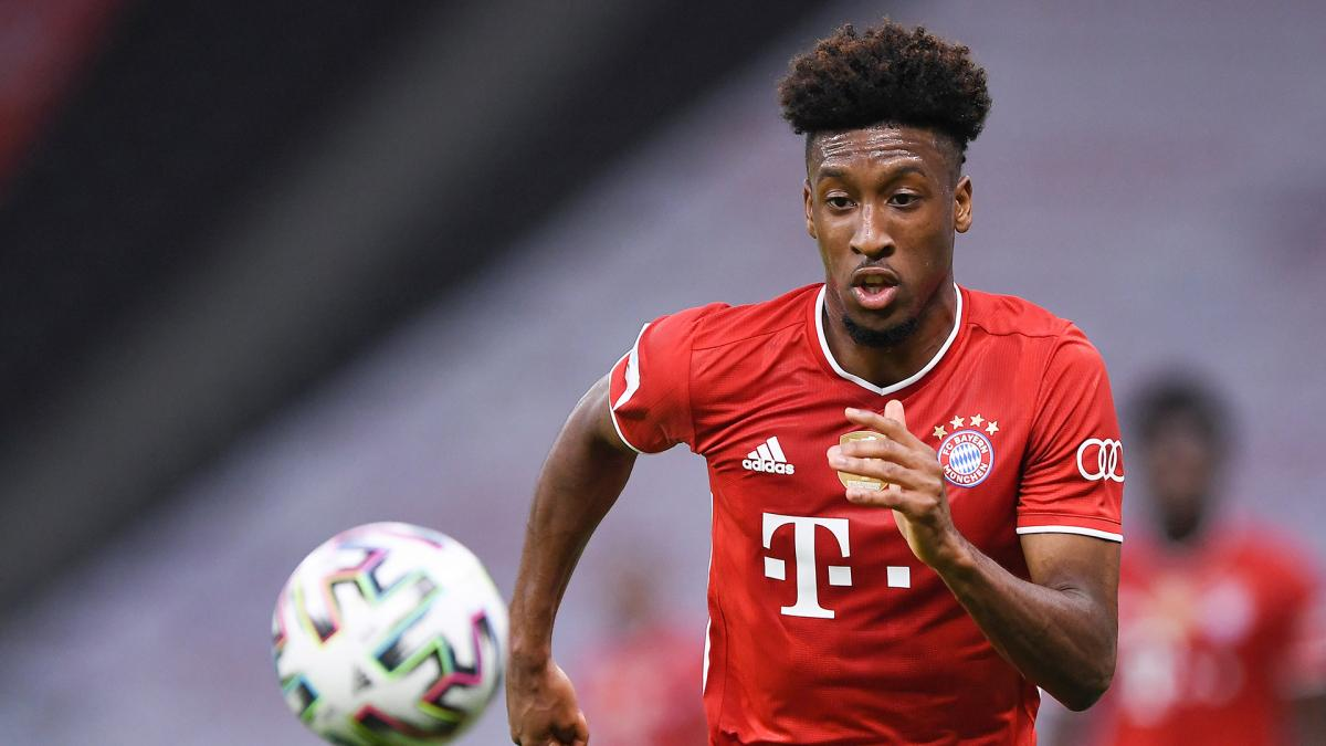 FC Bayern: Neue Gespräche mit Coman? - FussballTransfers.com