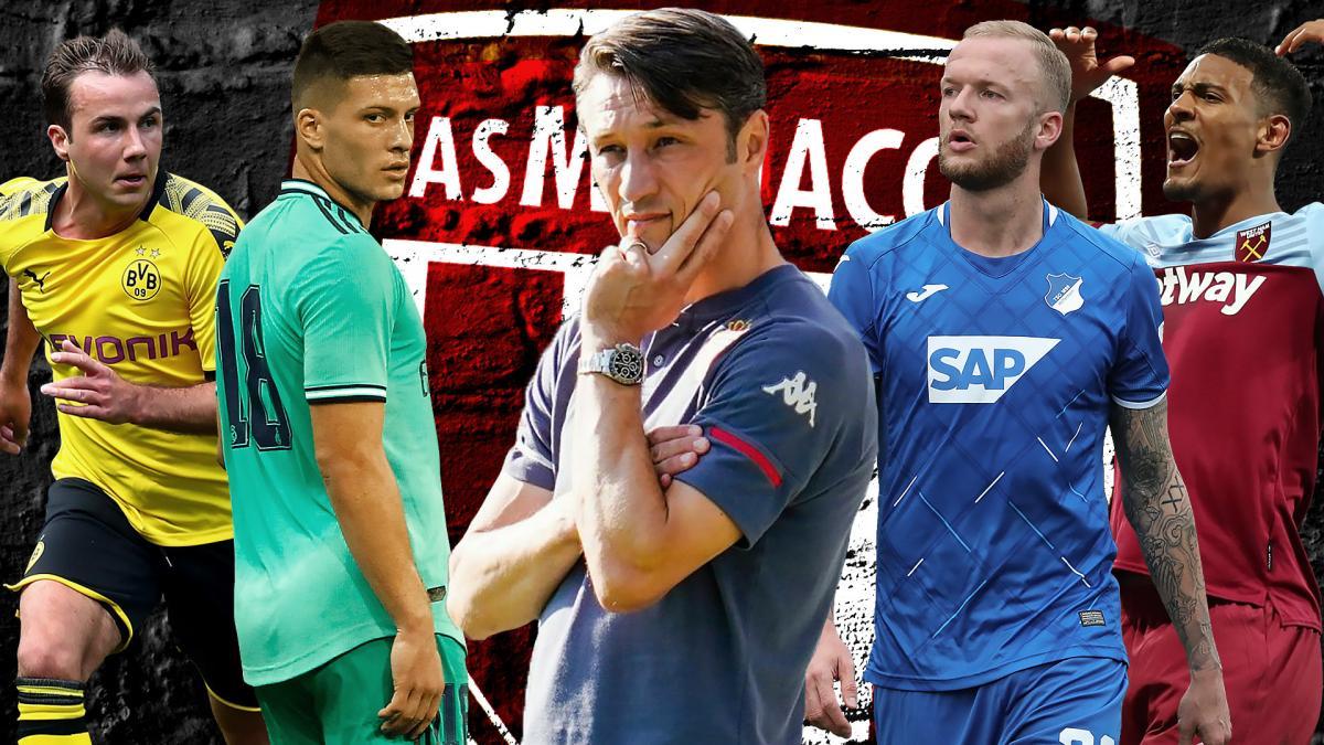 AS Monaco: Plant Kovac ein Bundesliga-Dream Team?