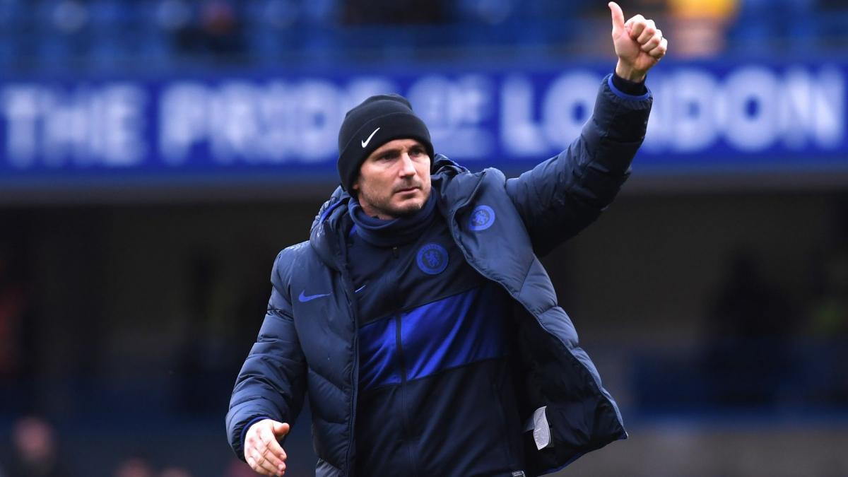 Chelsea: Lampard hofft auf Vertragsverlängerung