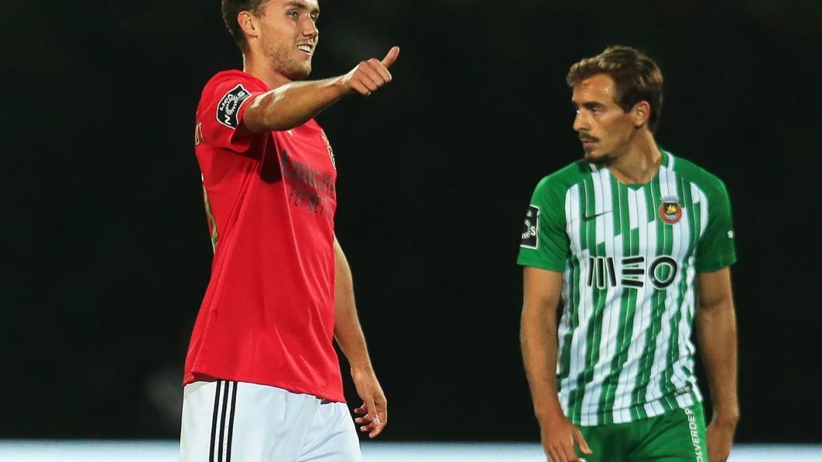 Waldschmidt steht zum Benfica-Transfer - FussballTransfers.com