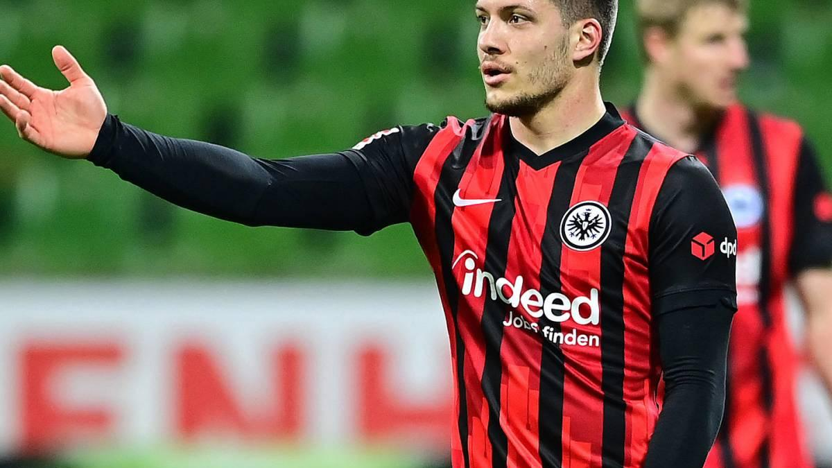 Medien: Real unzufrieden mit Jovic-Leihe - FussballTransfers.com
