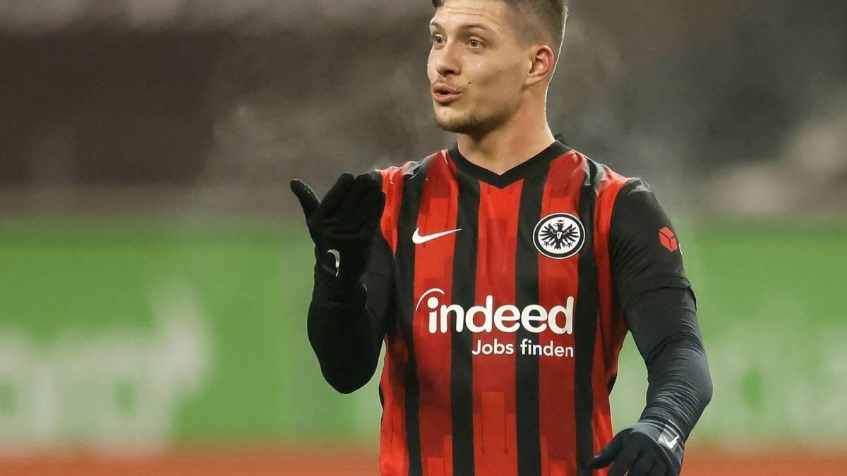 """Eintracht: """"Es tut weh"""" – aber wohl kein Platz für Jovic - FussballTransfers.com"""