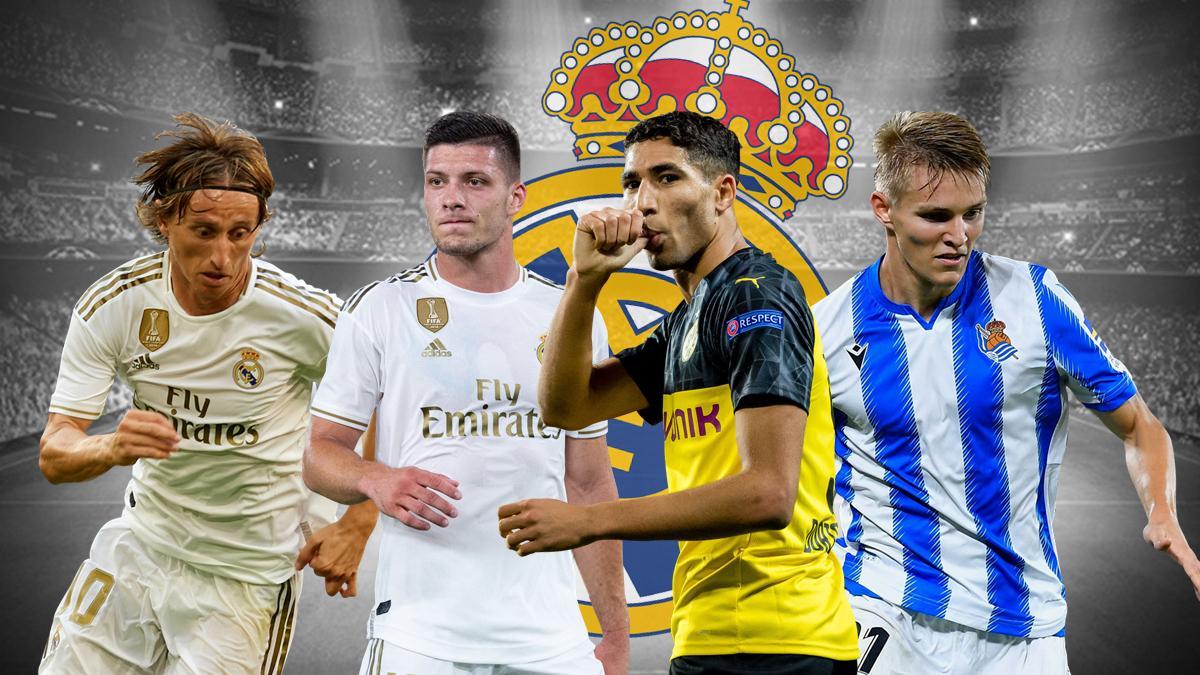 Bei Real Madrid stehen einige Veränderungen bevor