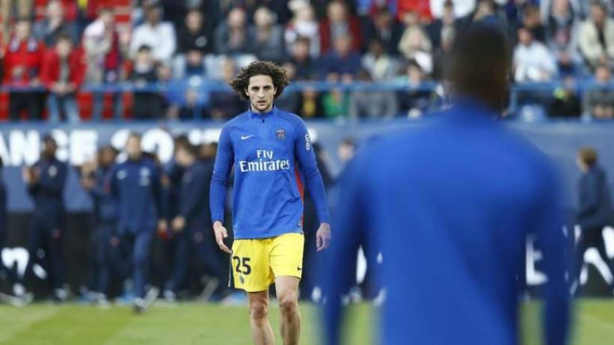 Adrien Rabiot könnte PSG noch verlassen