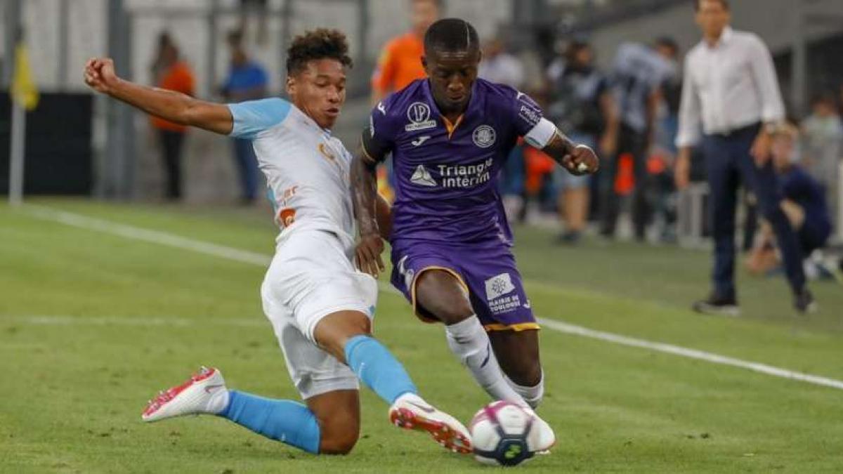 Boubacar Kamara spielt sich in den Fokus