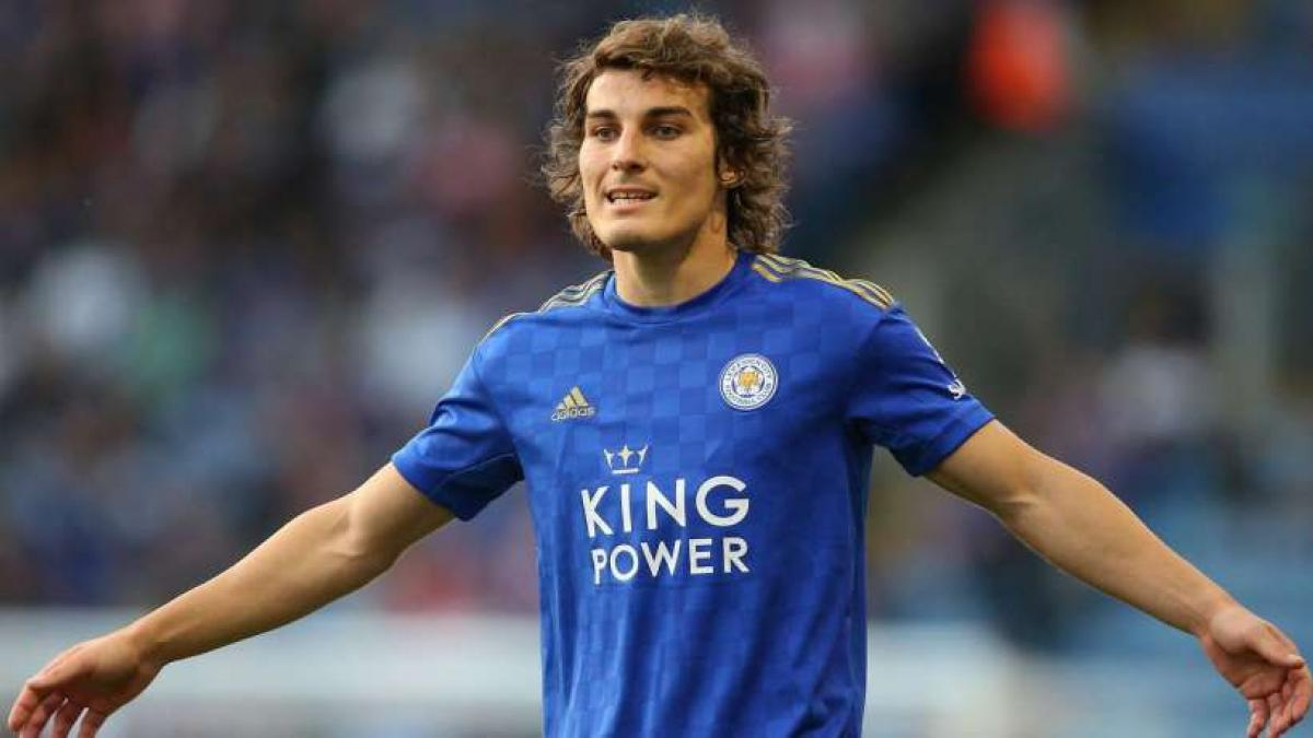 Caglar Söyüncü überzeugt bei Leicester City
