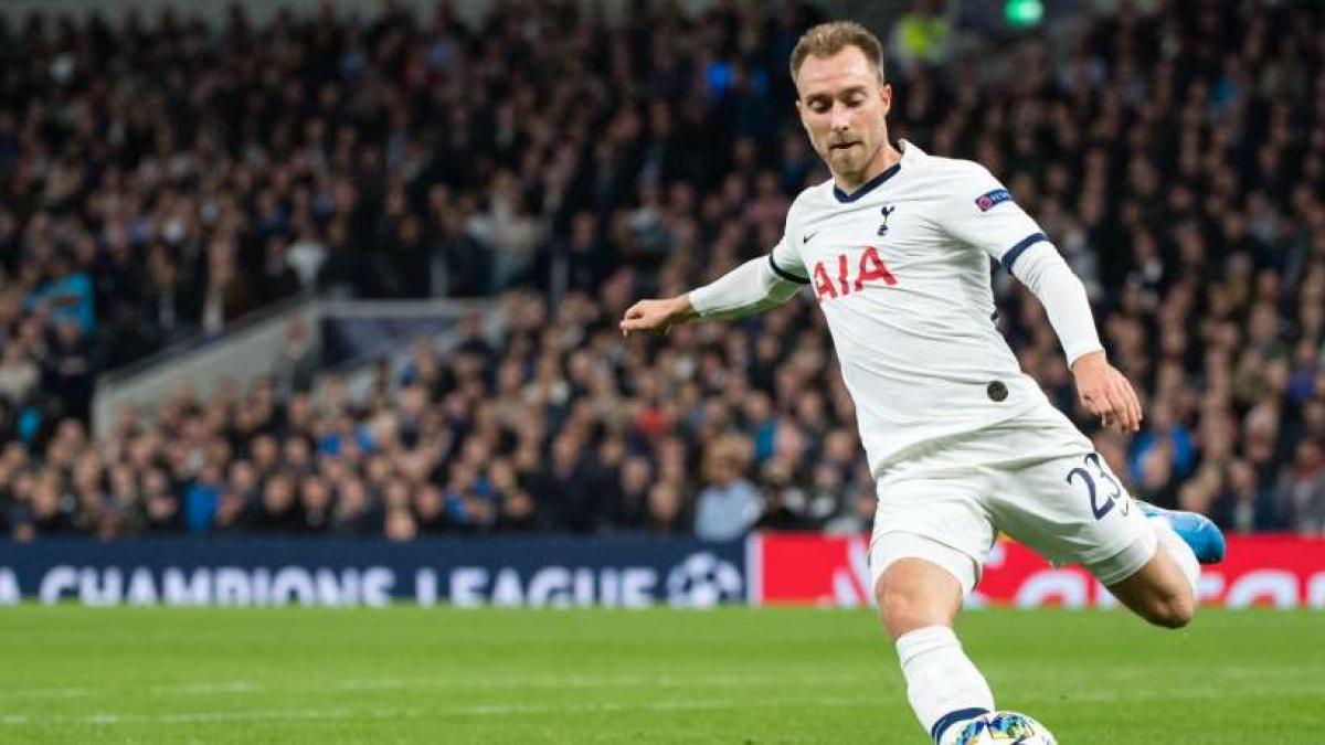 Christian Eriksen darf Tottenham im Winter verlassen
