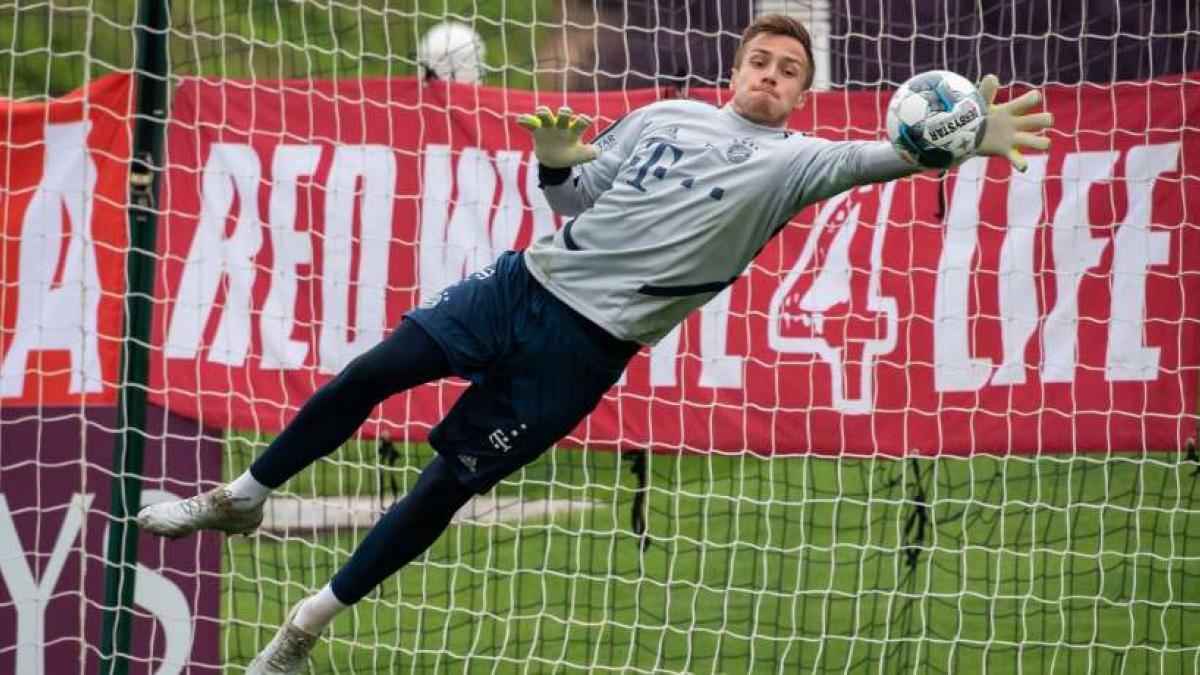 Der FC Augsburg will Christian Früchtl ausleihen