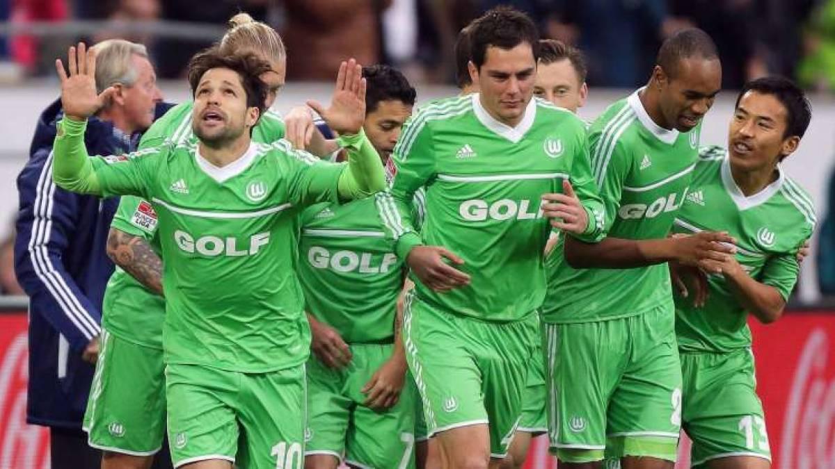Der VfL Wolfsburg hofft auf drei Punkte in Hannover