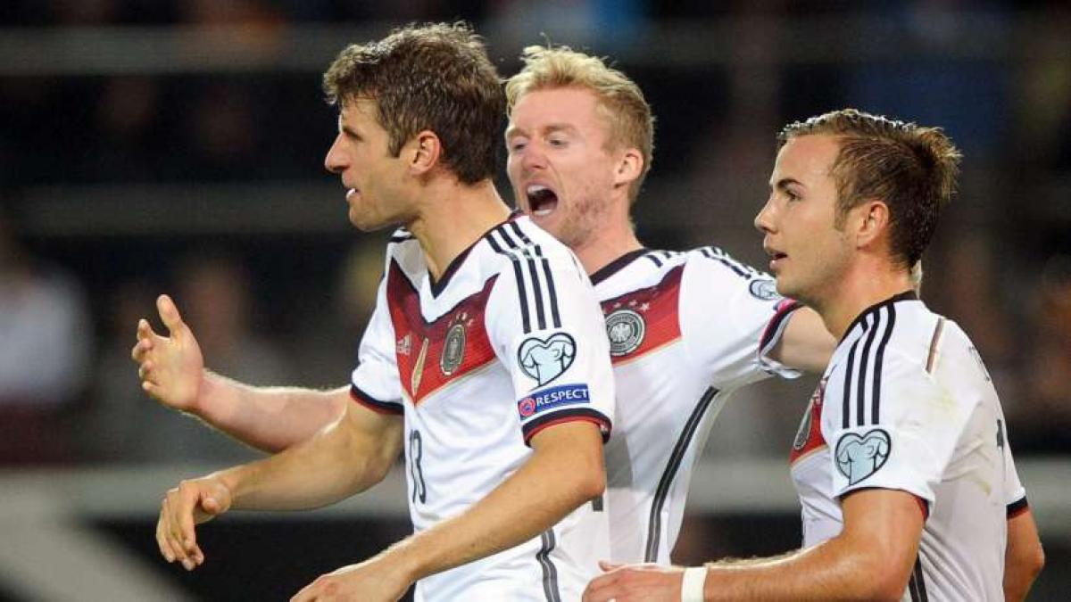 Deutschland Verletzte Spieler