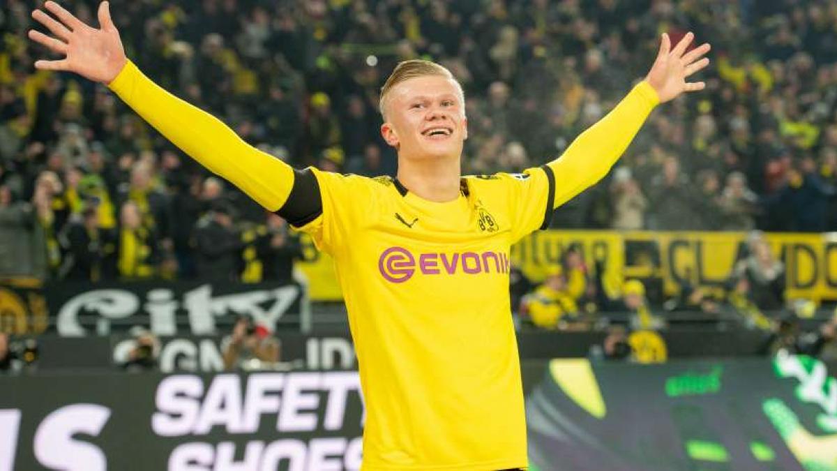 Erling Haaland hat sich in Dortmund bestens eingelebt