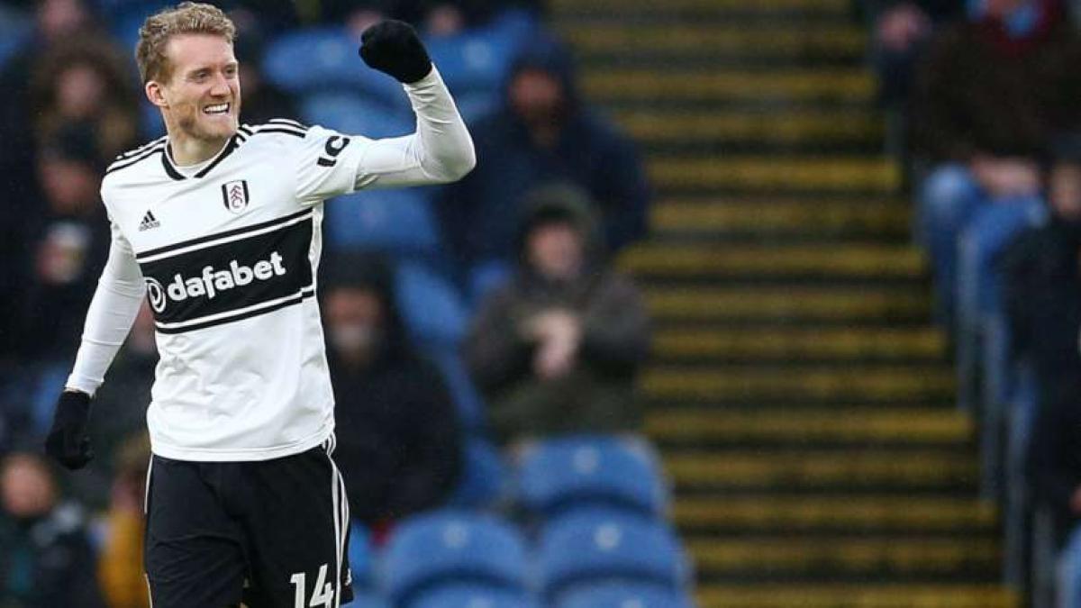Für Fulham erzielte André Schürrle sechs Tore