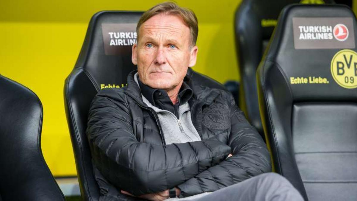 Hans-Joachim Watzke behält den Transfermarkt im Blick