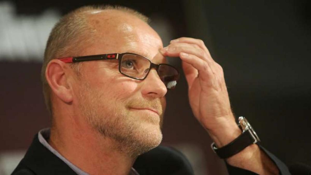 Hat in Frankfurt derzeit gut lachen: Eintracht-Trainer Thomas Schaaf