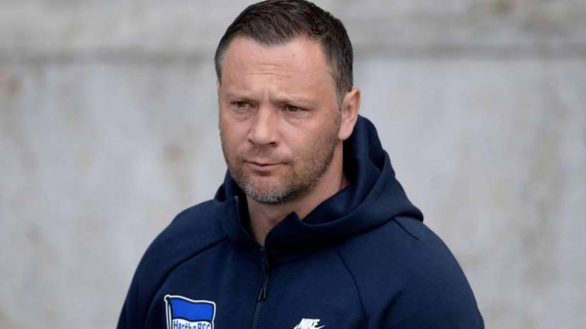 Hertha-Trainer Pál Dárdai steht vor dem Aus