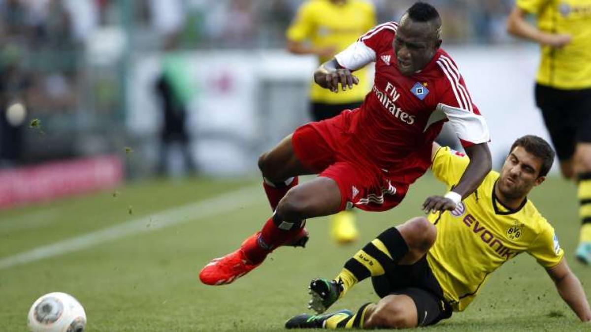Jacques Zoua will sich in der Bundesliga durchsetzen