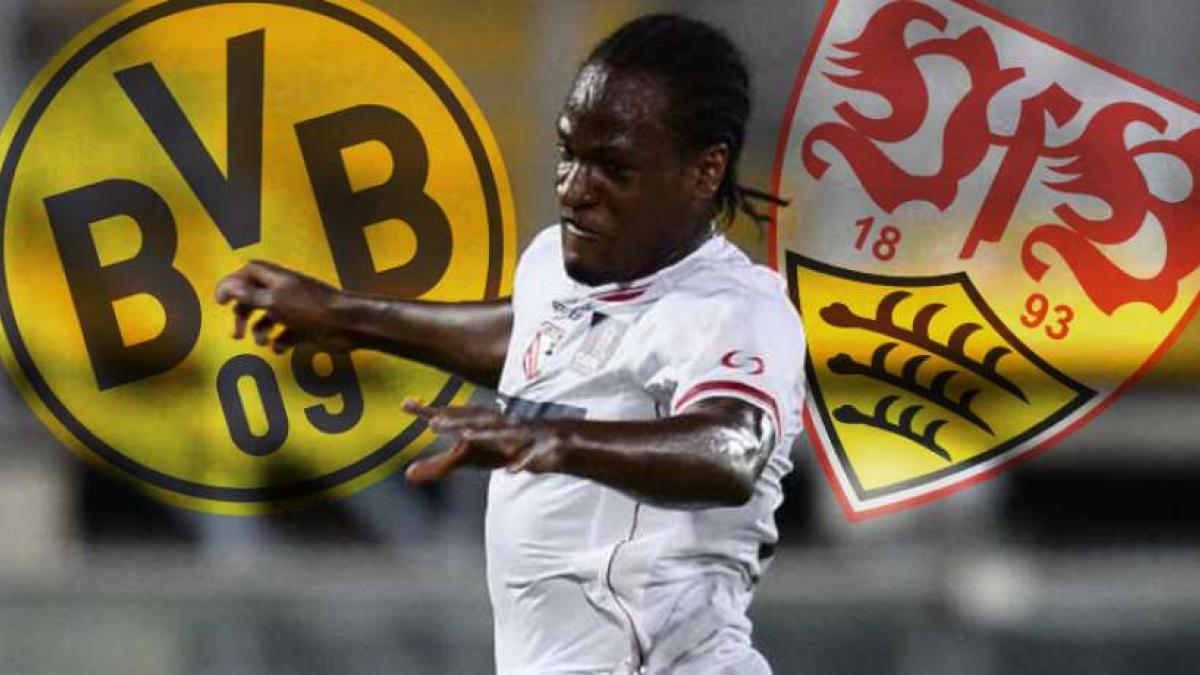 Jerry Mbakogu steht im Fokus von Borussia Dortmund und des VfB Stuttgart