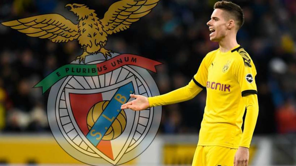 Julian Weigl gab sein Debüt für Benfica Lissabon