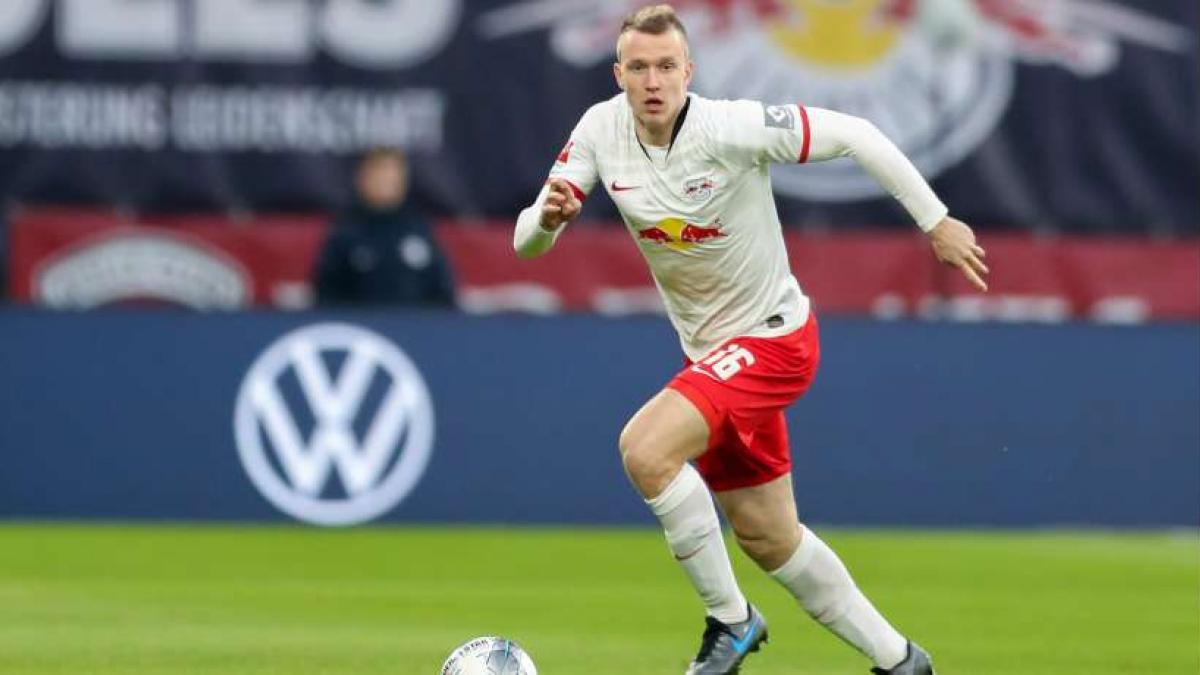 Lukas Klostermann bestritt bislang acht A-Länderspiele für Deutschland