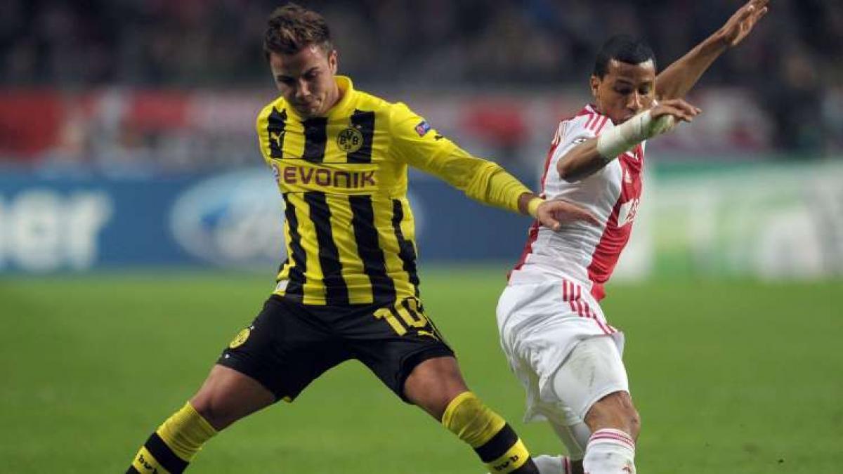 Mario Götze besitzt beim BVB eine Ausstiegsklausel