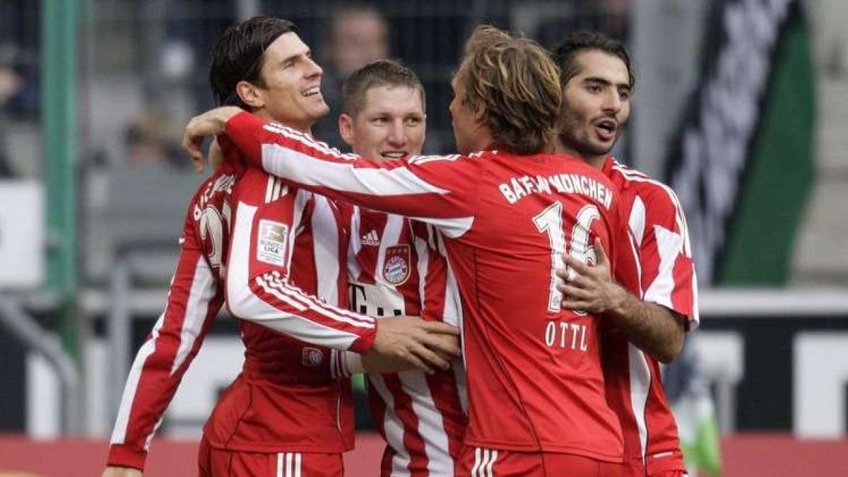 Ergebnis Bayern Leverkusen