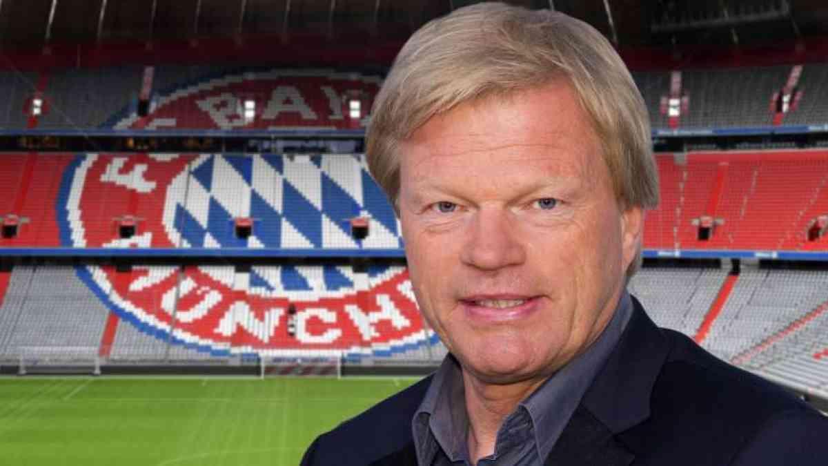 Oliver Kahn steigt im Januar beim FC Bayern ein
